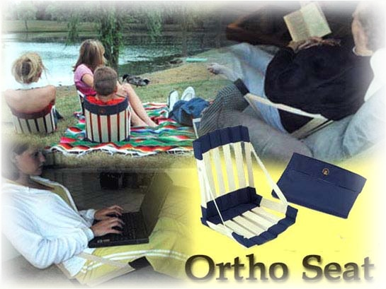 Folding Seats from Orthoseats