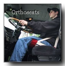 Orthoseat Folding Portable Chair